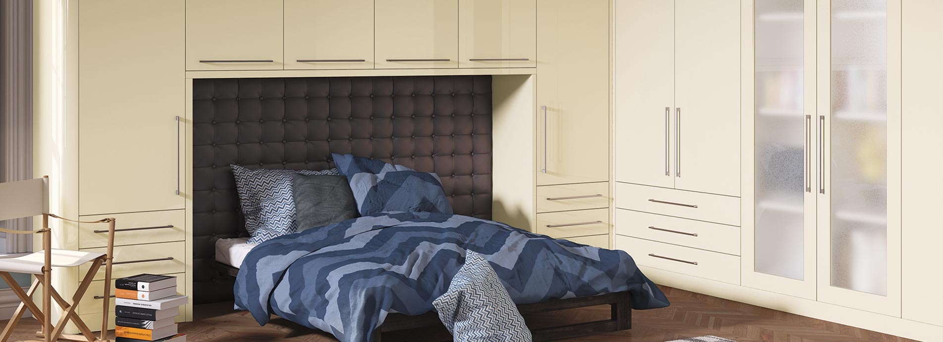 bedroom design fitting and makeovers