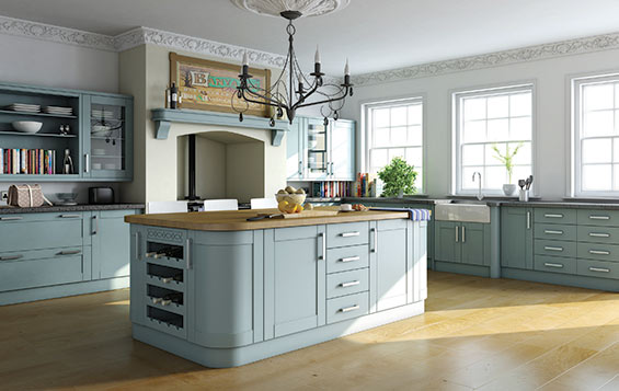 kitchen design and fitting services